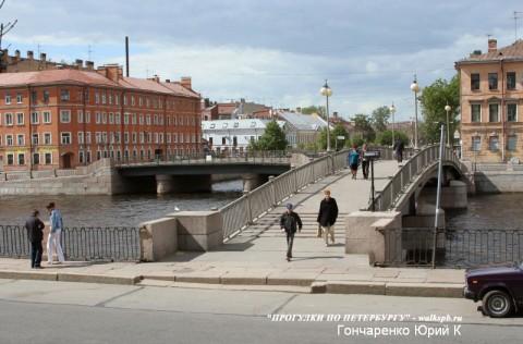Гончаренко Ю.К., Красноармейский мост.