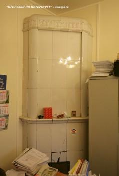 Чернега А.В., Печь в комнате. 23.03.2012.