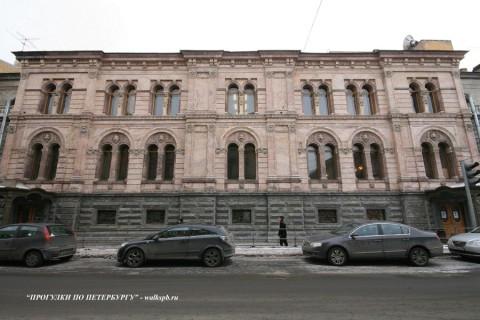Малый Мраморный дворец. 2009.03.12.