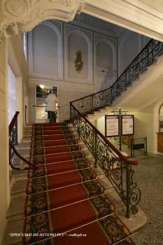 Парадная лестница. 2010.02.28.