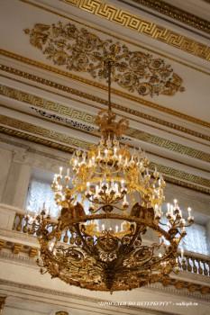 Чернега А.В., Большой Тронный (Георгиевский) зал. 2008.02.21.