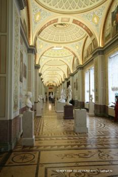 Чернега А.В., Галерея истории древней живописи. 2008.02.21.