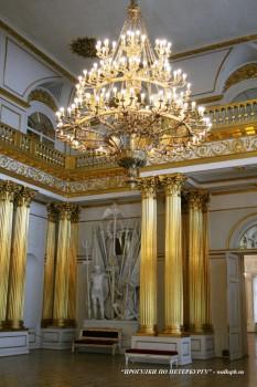 Чернега А.В., Гербовый зал. 2008.02.21.