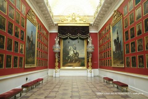 Чернега А.В., Военная галерея 1812 года. 2008.02.21.
