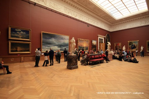 Государственный Русский музей. 2009.04.11.