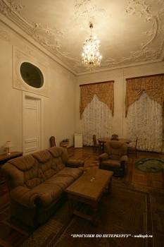 Комната в доме Л. А. Алафузовой. 2010.12.08.