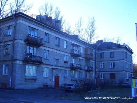 Ириновский пр., 39.