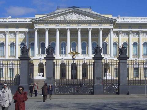 Михайловский дворец. 2006.04.23.