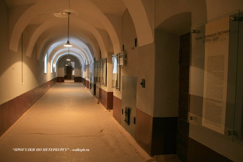 Тюрьма Трубецкого бастиона. 2008.12.22.