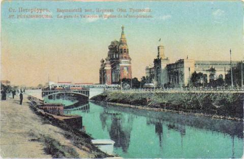 Вознесенская церковь Общины трезвости.