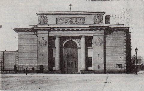 Церковь Сводного Казачьего полка.