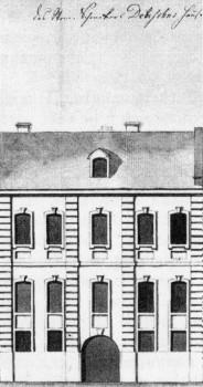 Дом И. Дебисона. 1740-е гг..
