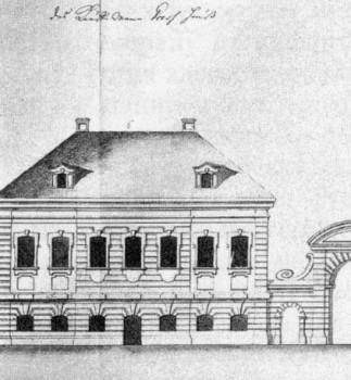 Дом И. Гросса. 1740-е гг..