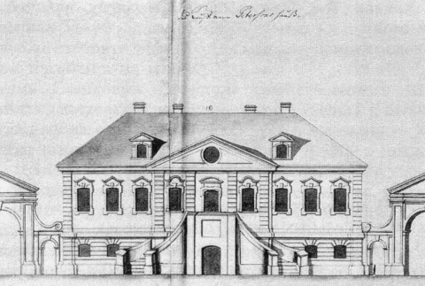 Дом Я. Петерзона. 1740-е гг..