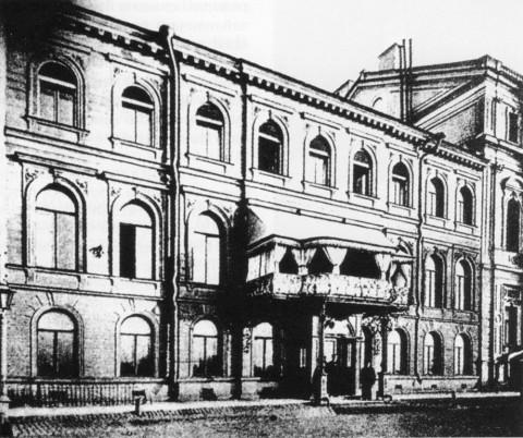 Здание Английского собрания.