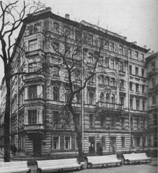 Жилой дом на Пушкинской улице, 14. 1985 г..