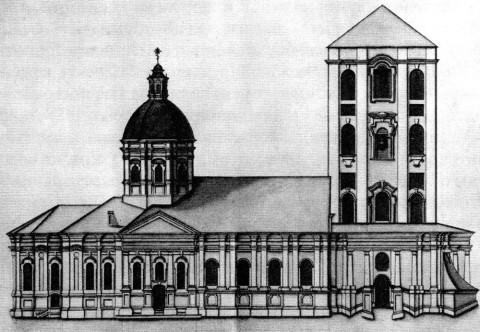 Исаакиевская церковь.