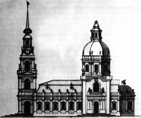 Церковь Св. Симеона и Анны Пророчицы.