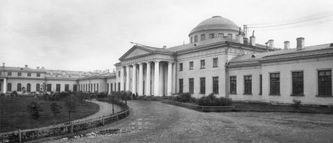 Здание Таврического дворца. 1900-е гг..