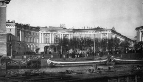 Фотоателье Буллы, Здание Министерства народного просвещения. 1913 г..