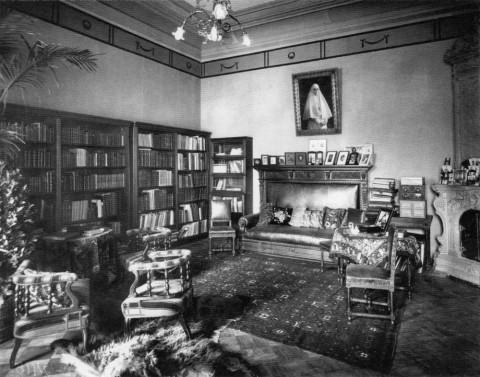 Библиотека штаба Отдельного корпуса жандармов. 1914 г..