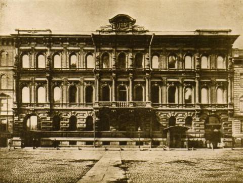 Дом графа В. П. Зубова. кон. XIX в..