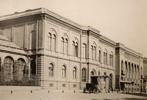 Бианки И. К., Особняк князя Л. В. Кочубея. 1870-е.