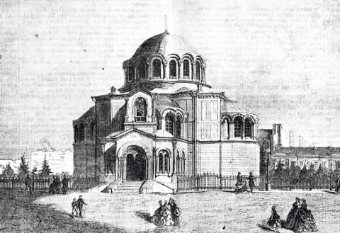 Греческая церковь.