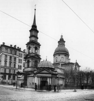 Булла К. К., Церковь праведных Симеона Богоприимца и Анны Пророчицы. 1913.