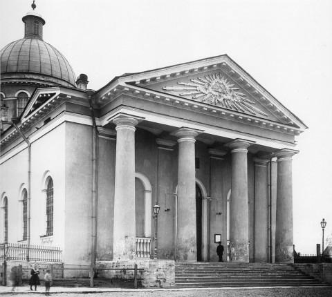 Матвеев Н. Г., Церковь Сошествия Святого Духа. 1900-е гг..