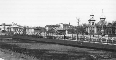 Фотоателье Буллы, Собор Святой Троицы (Троице-Петровский). 1900-е гг..