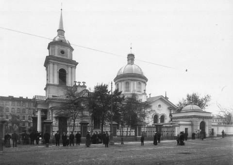 Булла К. К., Церковь Покрова Пресвятой Богородицы (Покровская). 1912 г..