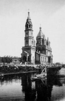 Церковь во имя св. мученика Мирония Лейб-гвардии Егерского полка.