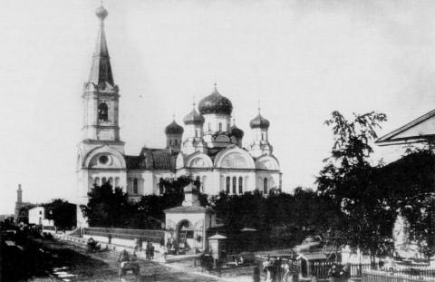 Церковь во имя св. великомученицы Екатерины (Екатерингофская).