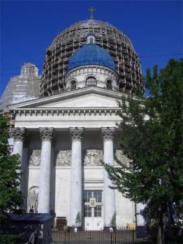 Троице-Измайловский собор. 2006.06.12.