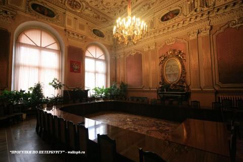 Чернега А.В., Золотая гостиная. 26.10.2013.