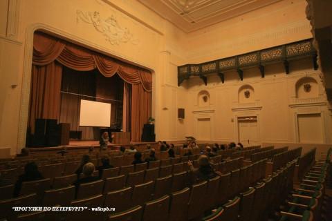 Чернега А.В., Театральный зал. 26.10.2013.