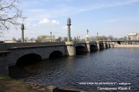 Гончаренко Ю.К., Ушаковский мост.
