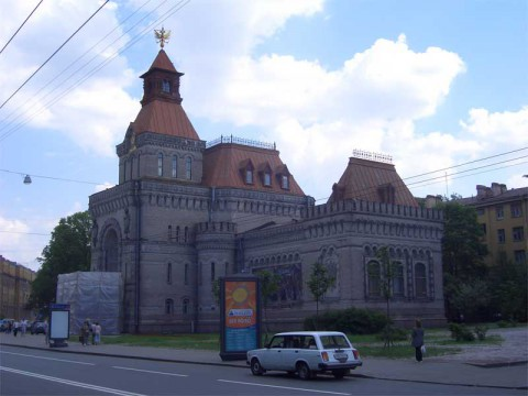 Музей А. В. Суворова. 2006.06.20.