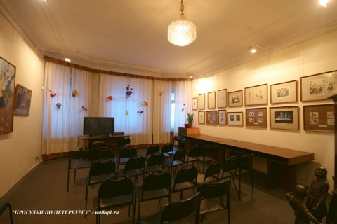 Музей-квартира С. М. Кирова. 2008.04.13.