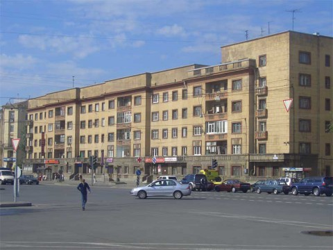 пр. Стачек, 15. 2006.08.06.