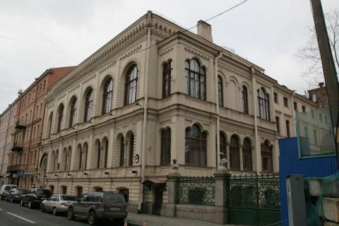 Особняк М. В. Кочубея. 2011.10.23.