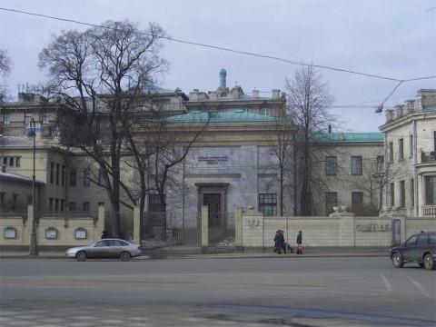Музей Политической истории России.