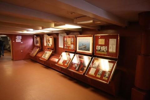 Музей на крейсере «Аврора». 2008.03.22.