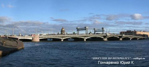 Гончаренко Ю.К., Благовещенский мост.