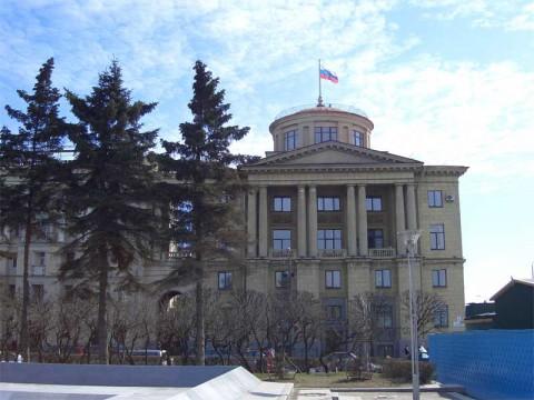 пл. Ленина, 1. 2007.04.14.