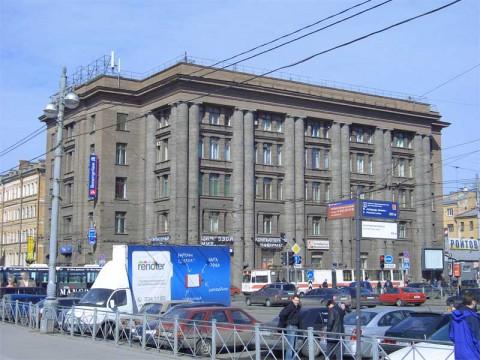 пл. Ленина, 4. 2007.04.14.