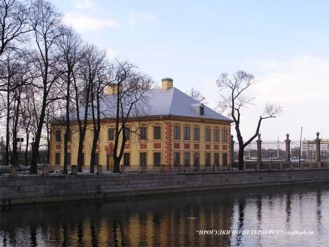 Летний дворец Петра I.