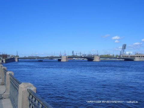 Тучков мост. 2007.05.13.