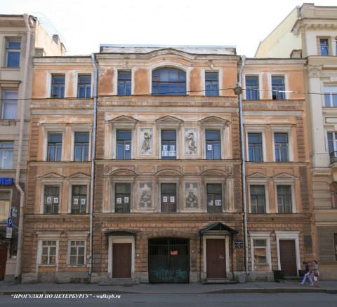Чернега А.В., Дом А. И. Штакеншнейдера. 23.06.2012.